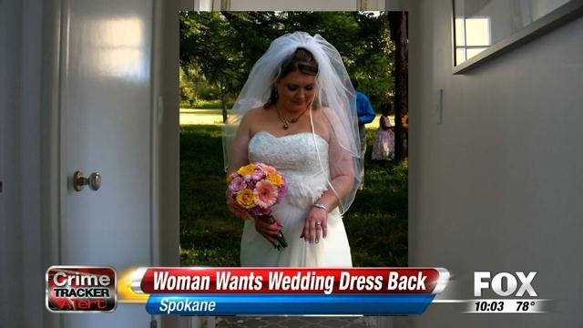 Spokane Woman Gets Two Wedding Dresses Stolen In Break In
